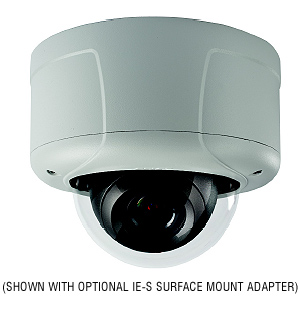 IEE20 Series Sarix IP Rugged Fixed Dome